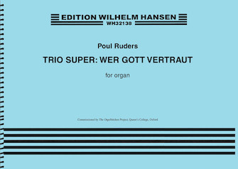Product Cover for Trio Super: Wer Gott Vertraut