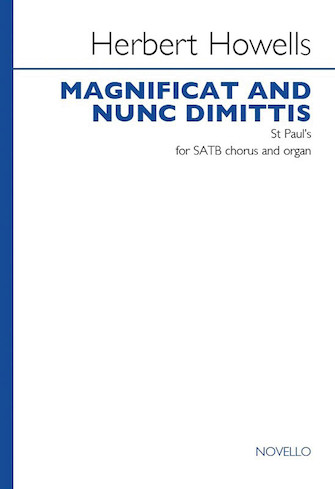 Product Cover for Magnificat and Nunc Dimittis – St. Paul's