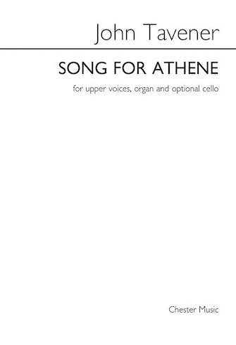 Song for Athene : SSAA : Barry Rose : John Tavener : Sheet Music : 14043878 : 888680610586
