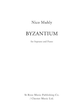 Product Cover for Byzantium
