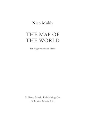 Product Cover for The Map of the World