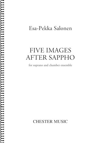 Product Cover for Five Images After Sappho