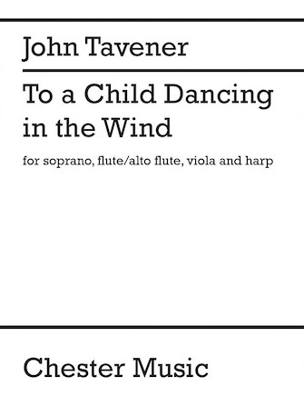 Product Cover for To a Child Dancing in the Wind