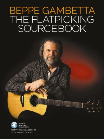 Product Cover for The Flatpicking Sourcebook
