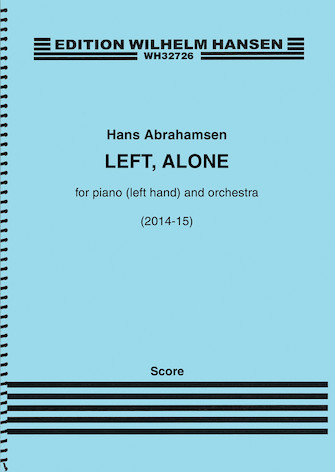 Product Cover for Left, Alone