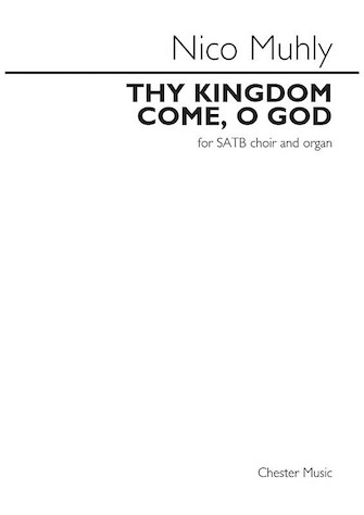 Product Cover for Thy Kingdom Come, O God