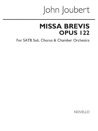 Product Cover for Missa Brevis, Op. 122