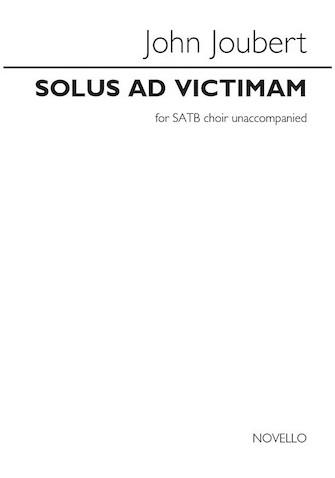 Product Cover for Solus Ad Victimam