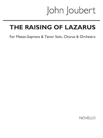 Product Cover for The Raising of Lazarus, Op. 67
