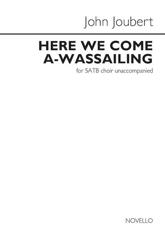 Product Cover for Here We Come A-Wassailing