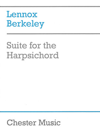 Product Cover for Suite for the Harpsichord