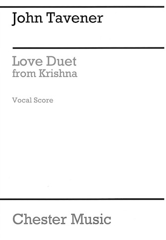 Product Cover for Love Duet from Krishna
