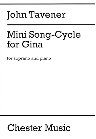 Product Cover for Mini Song-Cycle for Gina