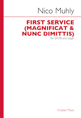 Product Cover for Magnificat and Nunc Dimittis