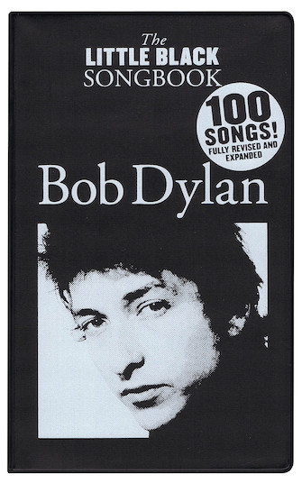 Product Cover for Bob Dylan – The Little Black Songbook