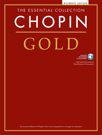 Product Cover for Chopin Gold: The Essential Collection