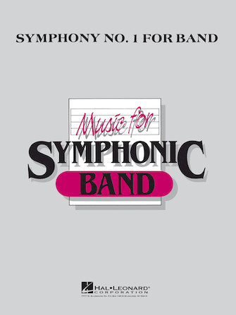 Product Cover for Symphony No. 1 for Band