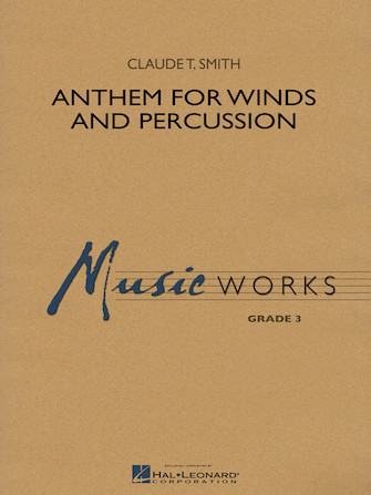 Product Cover for Anthem for Winds and Percussion