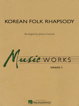 Product Cover for Korean Folk Rhapsody