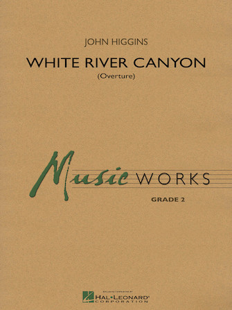Product Cover for White River Canyon (Overture)