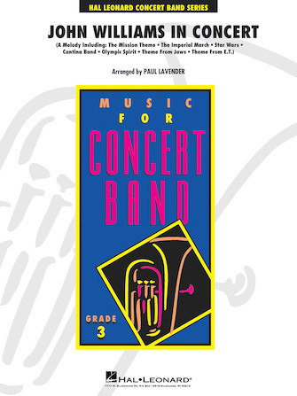 Product Cover for John Williams in Concert