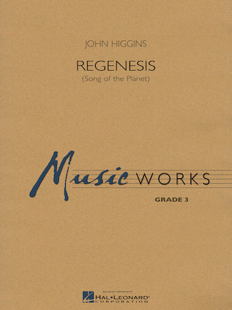 Product Cover for Regenesis (Song of the Planet)