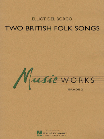 Product Cover for Two British Folk Songs