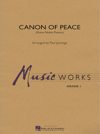Product Cover for Canon of Peace (Dona Nobis Pacem)