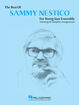 Product Cover for The Best of Sammy Nestico – Alto Sax 2