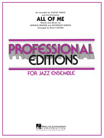 Product Cover for All of Me (Original Edition)