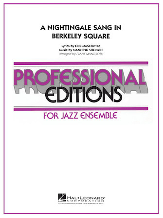 Product Cover for A Nightingale Sang in Berkeley Square