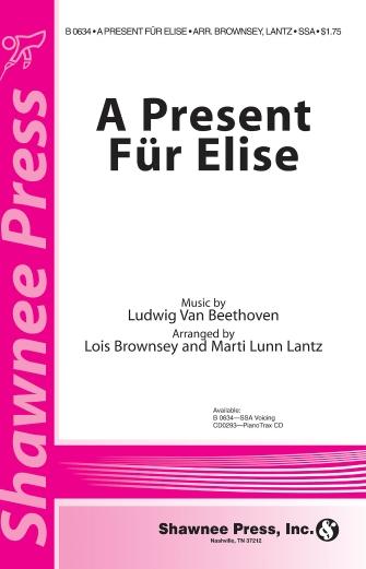 : SSA : Marti Lunn Lantz : Ludwig Van Beethoven : Sheet Music : 35000078 : 747510072706