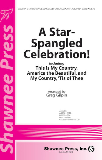 Product Cover for A Star-Spangled Celebration!