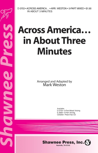 Across America ... In About Three Minutes