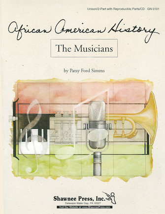 "Product Cover for African American History: ""The Musicians"""