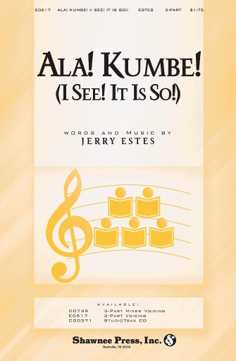 Product Cover for Ala! Kumbe! (I See! It Is So!)