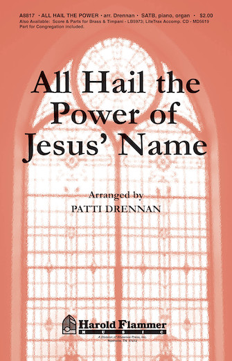 Product Cover for All Hail the Power of Jesus' Name