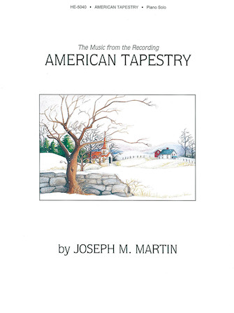 Product Cover for American Tapestry Piano Collection