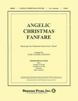 Angelic Christmas Fanfare