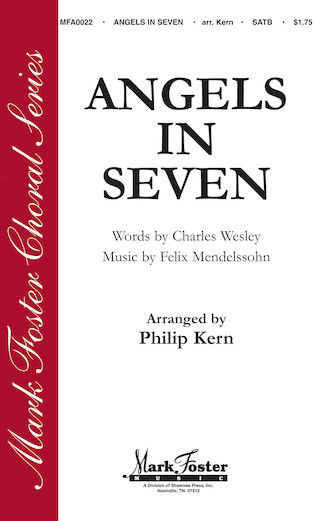 Product Cover for Angels in Seven