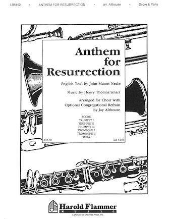 Product Cover for Anthem for Resurrection