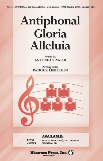 Product Cover for Antiphonal Gloria Alleluia