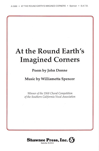 Product Cover for At the Round Earth's Imagined Corners