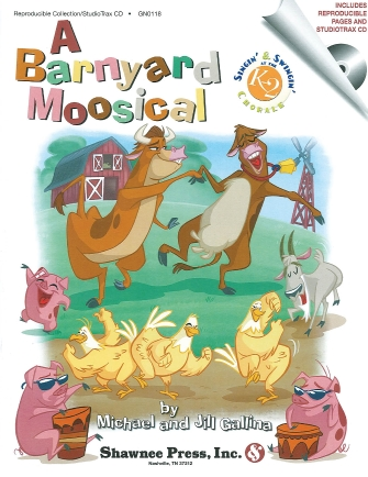Product Cover for A Barnyard Moosical
