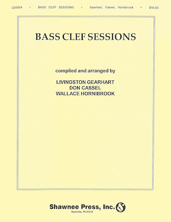 Bass Clef Sessions (Compatible B C Instruments) Bass Clef Instrument