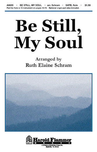 Product Cover for Be Still, My Soul