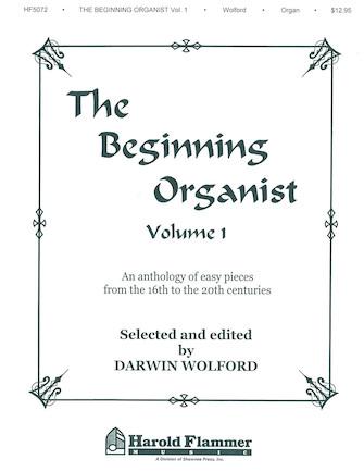 Beginning Organist – Volume 1