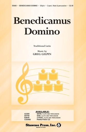 Product Cover for Benedicamus Domino