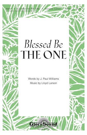 Product Cover for Blessed Be the One