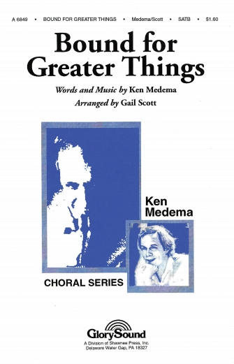 Product Cover for Bound for Greater Things